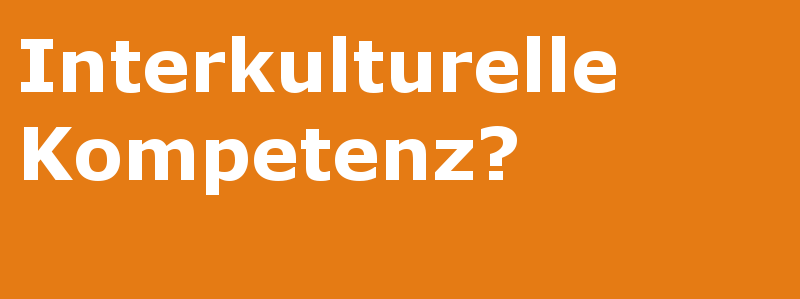 was bedeutet interkulturelle Kompetenz Definition