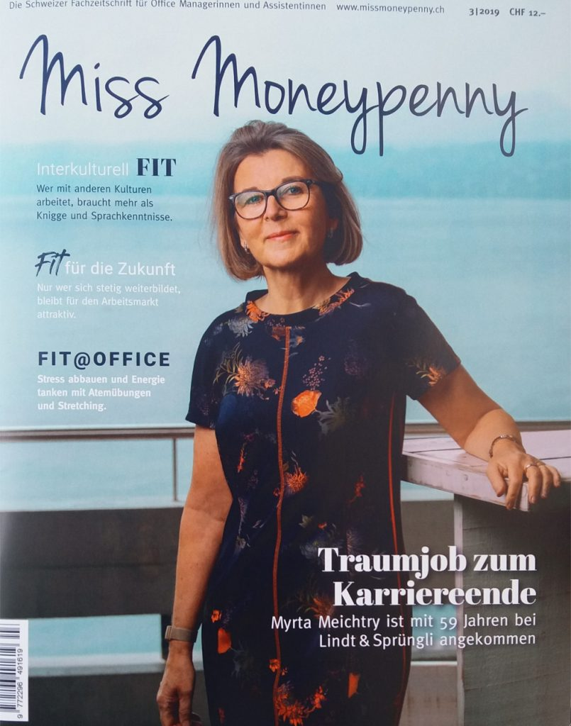 Cover Miss Money Penny Interkulturelle Kompetenz - mehr als Knigge